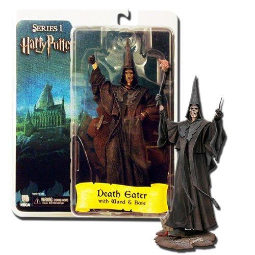 Harry Potter Death Eater (con Antorcha, Varita Y Pantalla