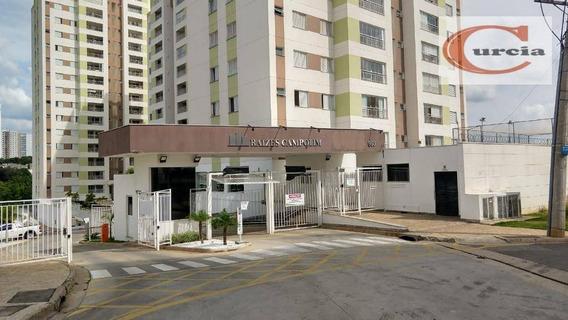 Apartamento Com 2 Dormitórios À Venda, 67 M² Por R$ 396.000 - Parque Campolim - Sorocaba/sp - Ap5838
