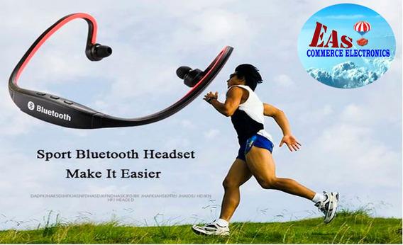 Fones De Ouvido Sem Fio Bluetooth Entrada Para Cartão