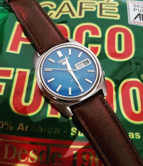 Relógio Seiko 5 Cal.8093 Vintage