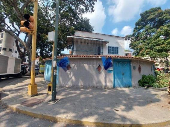 Casa En Alquiler,los Chaguaramos,mls #21-9767