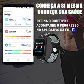 Relógio Smartwatch Batimento Cardíaco Colmi M28 Ios/android