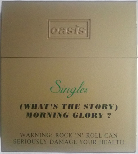 Oasis -  (what's The Story) Morning Glory? Singles Box Set