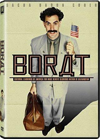 Filme Borat (dvd)