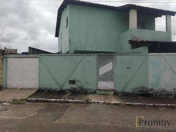 Casa Com 2 Dormitórios Para Alugar, 50 M² Por R$ 700,00/mês - Orlando Dantas - Aracaju/se - Ca0622