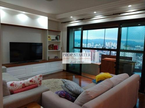 Imagem 1 de 26 de Apartamento À Venda, 138 M² Por R$ 885.000,00 - Santa Terezinha - São Paulo/sp - Ap0696