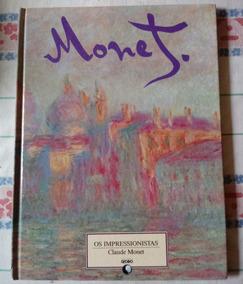 Biblioteca De Arte Os Impressionistas 12 Volumes Globo 1991