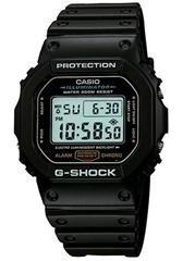 Relógio De Pulso Casio Dw-5600e-1vdf