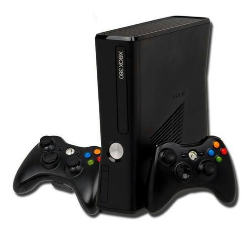 Xbox 360 Refurbished Destrabada 250gb Y Mas De 50 Juegos
