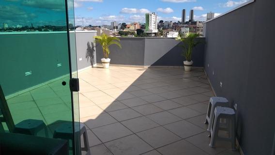 Apartamento Cobertura Campestre 2vagas 120m Moveis Planejado