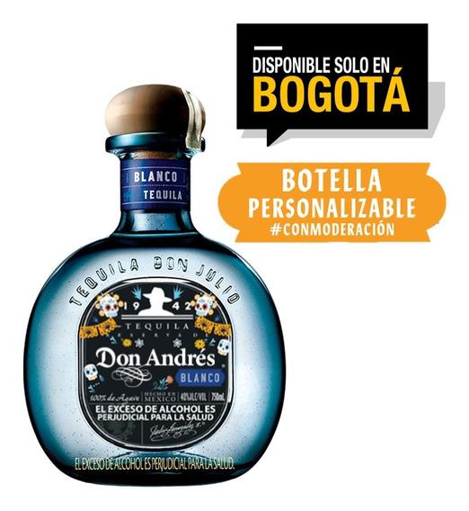 Tequila Don Julio Blanco 750ml - L a $168