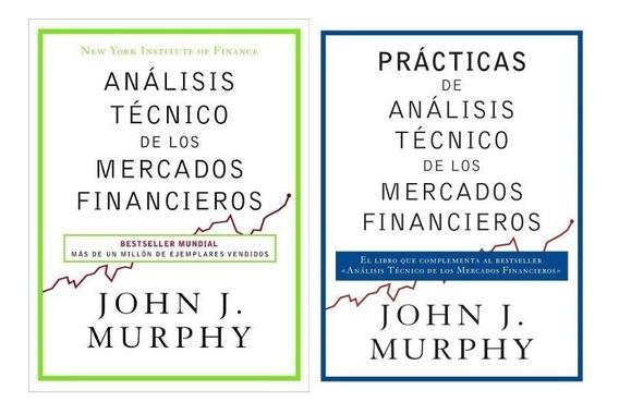 Pack Mercados Financieros - John Murphy Análisis + Prácticas