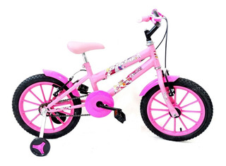 Bicicleta Infantil Aro 16 Feminina Criança Ello