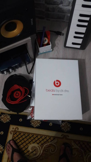 Fone Beats By Dr. Dre Monster Solo Hd