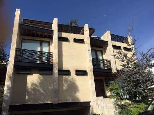 Residencia En Venta En Cumbres De Santa Fe, Col. Lomas De Santa Fe