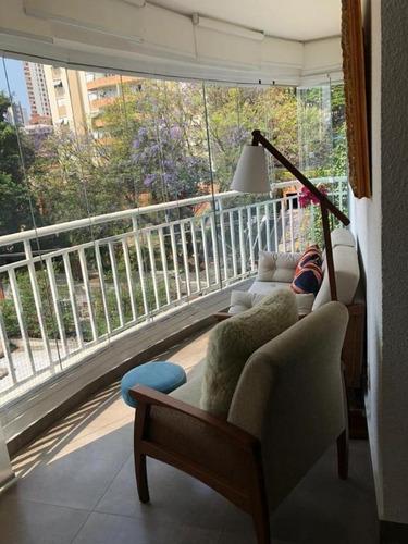Apartamento À Venda, 93 M² Por R$ 761.000,00 - Santana - São Paulo/sp - Ap9894