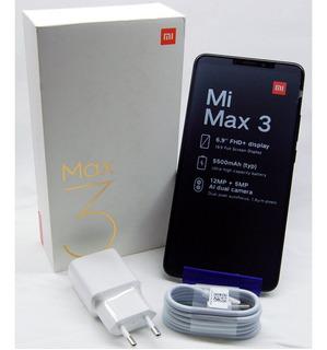Xiaomi Mi Max 3 235v 64gb 4ram