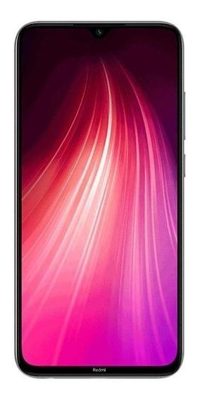 Xiaomi Redmi Note 8 Dual SIM 64 GB Blanco luna 4 GB RAM