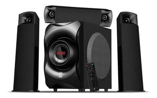 Sistema Componente De Audio 3.1 Hf Audio Hf-system3.1l