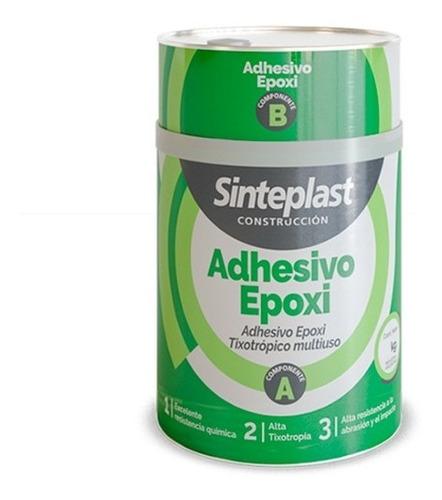 Adhesivo Epoxi Sinteplast Construcción Mortero | 5kg