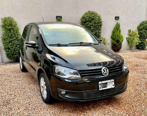 Volkswagen Fox 1.6 Highline Imotion Automatico 2015 Poco Uso