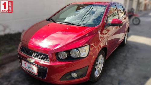 Imagem 1 de 15 de Chevrolet Sonic 1.6 Ltz 16v Flex 4p Automático