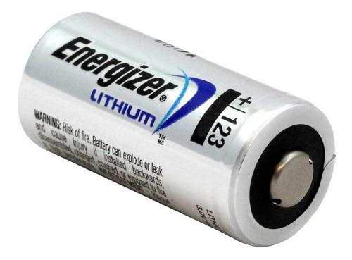 Imagen 1 de 3 de Pila Bateria Cr123 Cr123a Energizer X6 Lithium