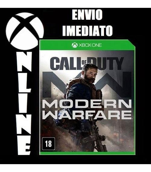 Call Of Duty Modern Warfare Xbox One Digital Online Original
