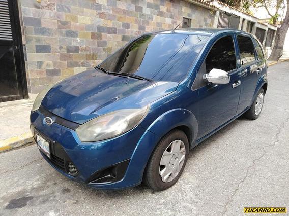 Ford Fiesta Move Sincronico
