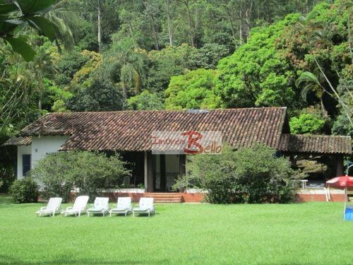 Imagem 1 de 19 de Sitio Para Venda Em São Sebastião - Si0015