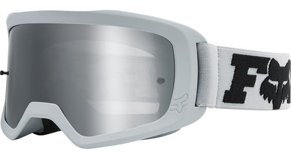 Goggle Fox Main Linc Spark Gris/c Motocross All Road Mtb Bmx