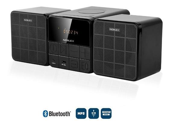 Microcomponente Bluetooth 600w Noblex Mm26bt