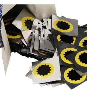Remendo Para Camara De Ar Vipal Rbm-01 ( Cx 100 Unidades)