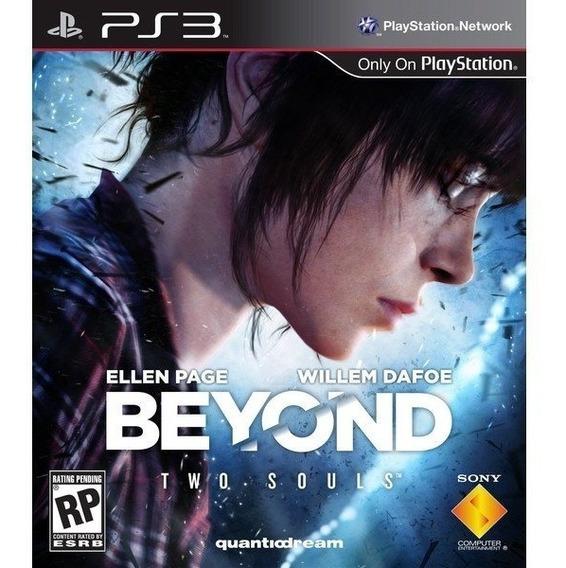 Beyond Two Souls Ps3 - Leia Descrição