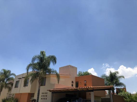 Casa En Renta Recamara En Planta Baja Puerta Real Rcr200725-as