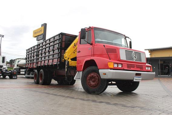 Mb 1621 1992 Munck 2h/2m E Carroceria = Ford Mercedes