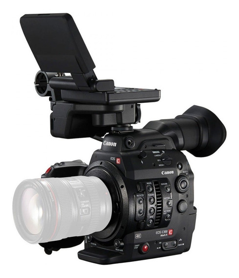 Canon Eos C300 Cinema Mark Ii Eos Camera Dual Pixel (corpo)