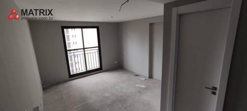 Studio Com 1 Dormitório À Venda, 25 M² Por R$ 239.900,00 - Centro - Curitiba/pr - St0024