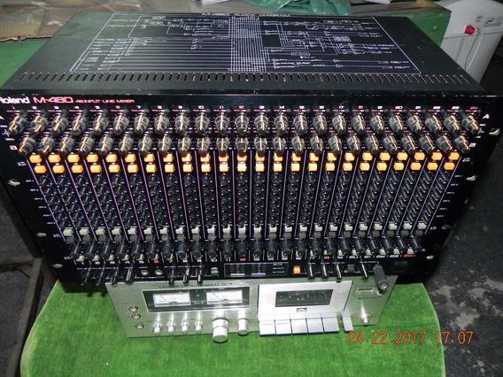 Mixer Roland M-480