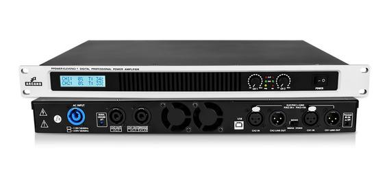 Amplificador Digital Potência Arcano Ppower Elevenci-1 110v