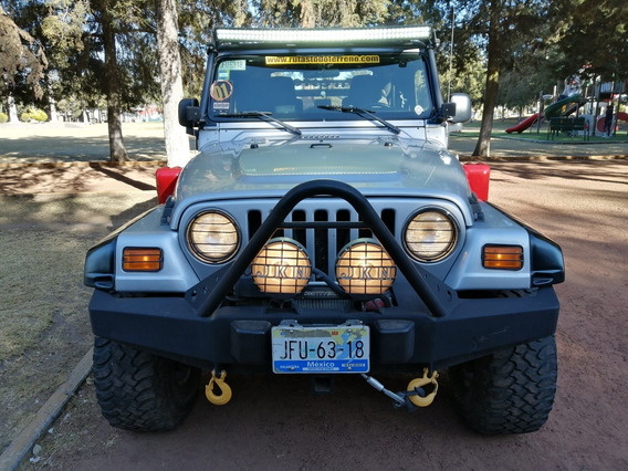 Jeep Wrangler Rubicon 6vel Mt 2005