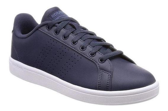 Tenis adidas Cloudfoam Advantage - Azul - Hombre - B43674