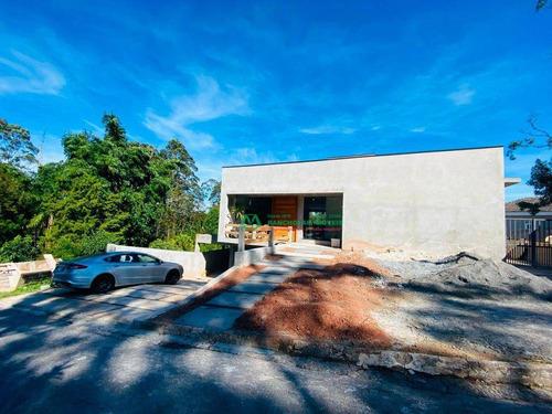 Imagem 1 de 30 de Casa Com 3 Dormitórios À Venda, 330 M² Por R$ 1.700.000 - Recanto Suíço - Vargem Grande Paulista/sp - Ca6083
