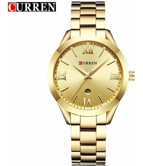 Relógio Curren Original Feminino