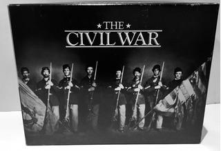 Guerra Civil Americana Imagenes Reales 9 Vhs Nuevos Box