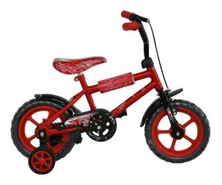 Bicicleta Mio Niño Infantil Rodado 12 Rueditas Diseño Unico