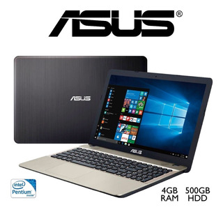 Notebook Asus Amd A6-9225 - 4g Ram- Hdd 500 G 54r - 14 X441