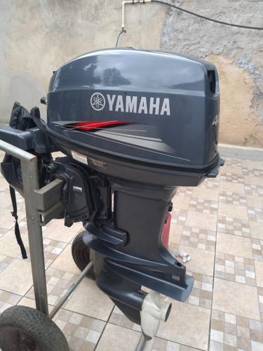 Motor De Popa 40 Hp 2t Yamaha