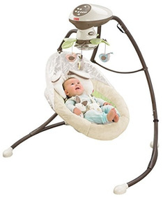 4d5355fe9 Fisher-price Snugabunny Cradle 'n Swing Cuna Y Mecedora (co