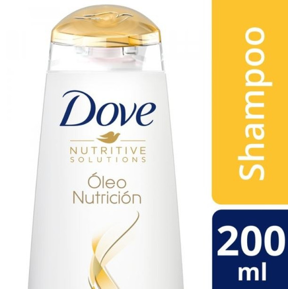 Shampoo Dove Oleo Nutricion 200 Ml.